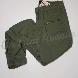American Bazi skinny moto jeans